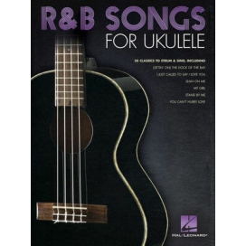 AAVV R&B SONGS FOR UKULELE