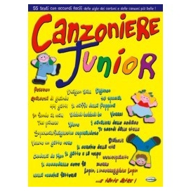 CANZONIERE JUNIOR VOLUME1