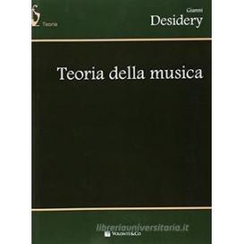 DESIDERY TEORIA DELLA MUSICA
