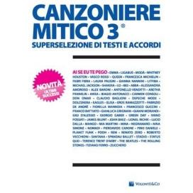 CANZONIERE MITICO VOLUME 3