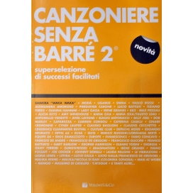 CANZONIERE SENZA BARRE' VOLUME II