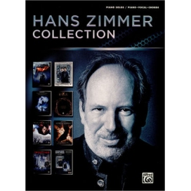 HANS ZIMMER COLLECTION PIANO SOLO