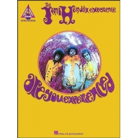 JIMI HENDRIX ARE YOU EXPERIENCED GUITAR RECORDED VERSION