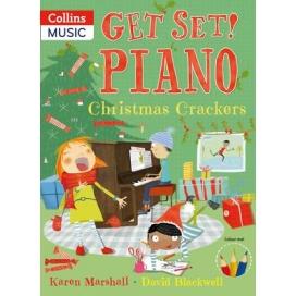 MARSHALL KAREN GET SET PIANO CHRISTMAS CRACKERS