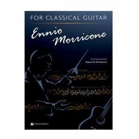 DI DOMENICO MORRICONE FOR CLASSICAL GUITAR +VIDEO IN LINE