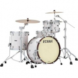 Tama MR30CMVS-SWP - shell kit - finitura Snow White Pearl - LIMITED EDITION