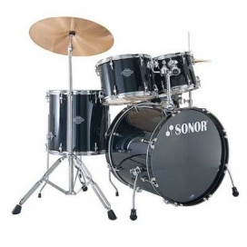 SONOR SMF 11 STAGE 2 SET WM BLACK