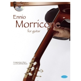 MORRICONE E. MORRICONE FOR GUITAR + CD ML2917