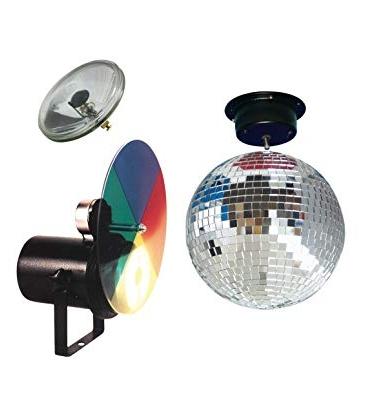 AMERICAN DJ MBS-300CW BALL SET 30 C/COL