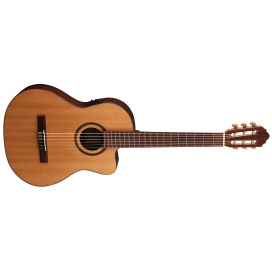 CORT AC160CFTL W/BAG NATURAL