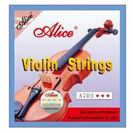 ALICE V130 1/8 SET CORDE VIOLINO