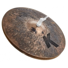 "Zildjian 15"" K Custom Special Dry Hi-hat (cm. 38)"
