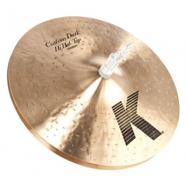 "Zildjian 13"" K Custom Dark Hi-hat (cm. 33)"