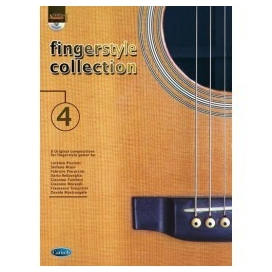 AAVV FINGERSTYLE COLLECTION VOLUME 4 + CD ML3657