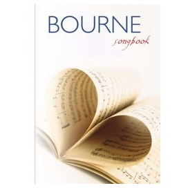 AAVV BOURNE SONGBOOK ML98941