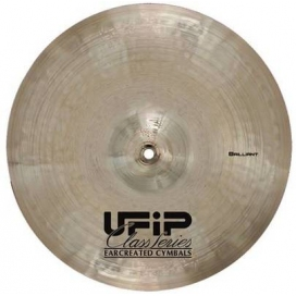 "UFIP CLASS BRILLIANT 20"" RIDE"