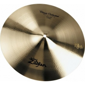 "Zildjian 14"" Orchestral Selection piatto sospeso Thin (cm. 36)"