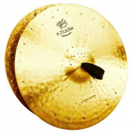 "Zildjian 18"" Coppia K Constantinople Medium Light (cm. 45)"