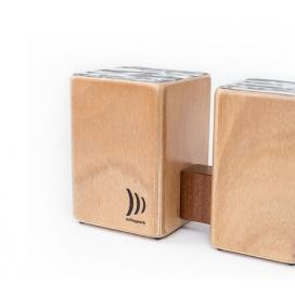 Schlagwerk WBM100 - Bongos legno montabili