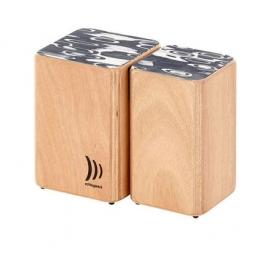 Schlagwerk WBS200 - set Bongos legno