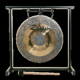 """Zildjian 12"""" Traditional Gong (cm. 30) & Stand Set"""