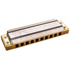 HOHNER MARINE BAND DELUXE 2005/20 B (SI)