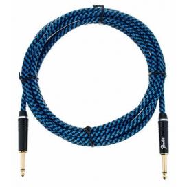 FENDER CABLE VINTAGE VOLTAGE 12' S/T BLUE TWEED