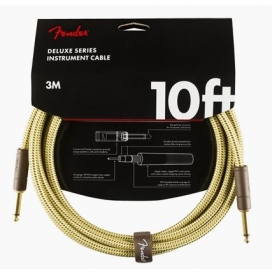 "FENDER CABLE DELUXE 10"" TWD"