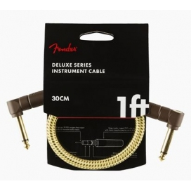 "FENDER CABLE DELUXE 1"" ANGLE TWD"