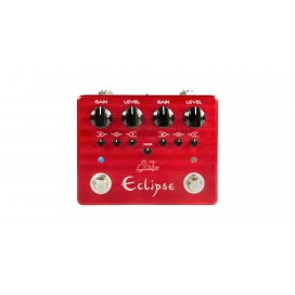 SUHR ECLIPSE DUAL CHANNEL OVERDRIVE/DISTORTION