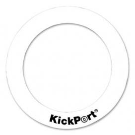 KICK PORT T-RING WHITE