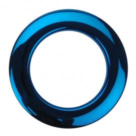 "BASS DRUM O'S HCB2 BASS PORT ""O"" 2 POLLICI BLUE"