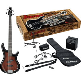 IBANEZ IJSR190-WNS BASS JUMPSTART KIT