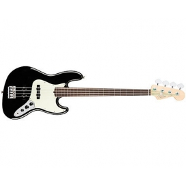 FENDER JAZZ BASS AM PRO FRETLESS BK RW