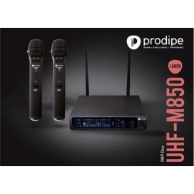 PRODIPE M850 DSP DUO VOCAL 100 CH.