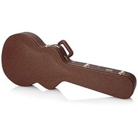 Gator GW-335-BROWN - astuccio per chitarra semi-acustica tipo Gibson