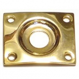 PARTS PLANET LJC GD PIASTRA JACK QUADRATA GOLD