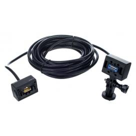 Zoom ECM-6 - cavo di estensione per capsule microfoniche - 6 metri
