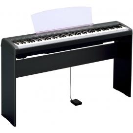 YAMAHA L85 PIANO STAND SERIE P NERO