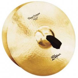 "Zildjian 20"" Coppia Orchestral Selection Medium Light (cm. 51)"