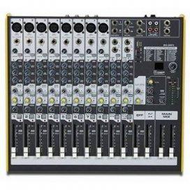 MP AUDIO MIX-260FX MIXER 8 CHANNELS