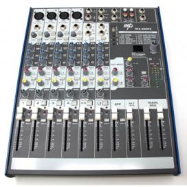 MP AUDIO MIX-220FX MIXER 4 CHANNELS