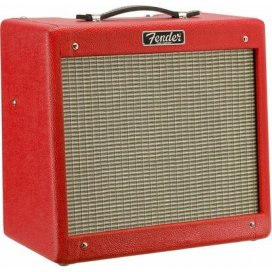 FENDER PRO JR IV BRIT RED