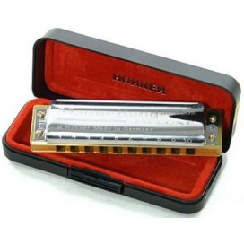 HOHNER MARINE BAND DELUXE 2005/20 Db (REb)