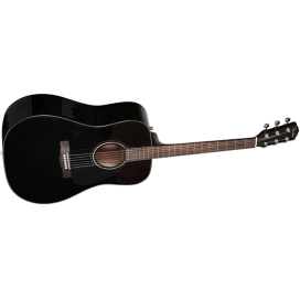 FENDER CD60 V3 DS BLACK WN