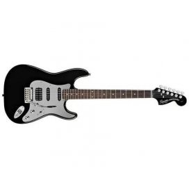 SQUIER STRAT FAT SPECIAL BLACK MIRROR