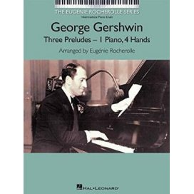 GERSHWIN THREE PRELUDES FOR PIANO