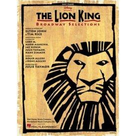 ELTON JOHN THE LION KING BROADWAY SELECTIONS