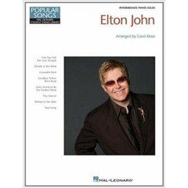 ELTON JOHN PER PIANO ARRANGIATO DA CAROL KLOSE