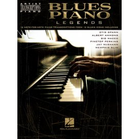 AAVV BLUES PIANO LEGENDS
